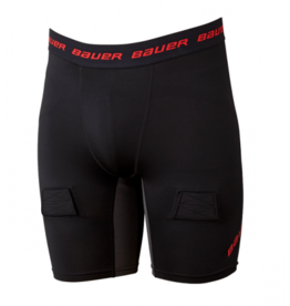 Bauer Premium Compression Jock Short (SR)
