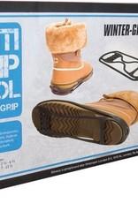 Winter-grip Winter-grip Antislip Zool - Single Grip - Zwart