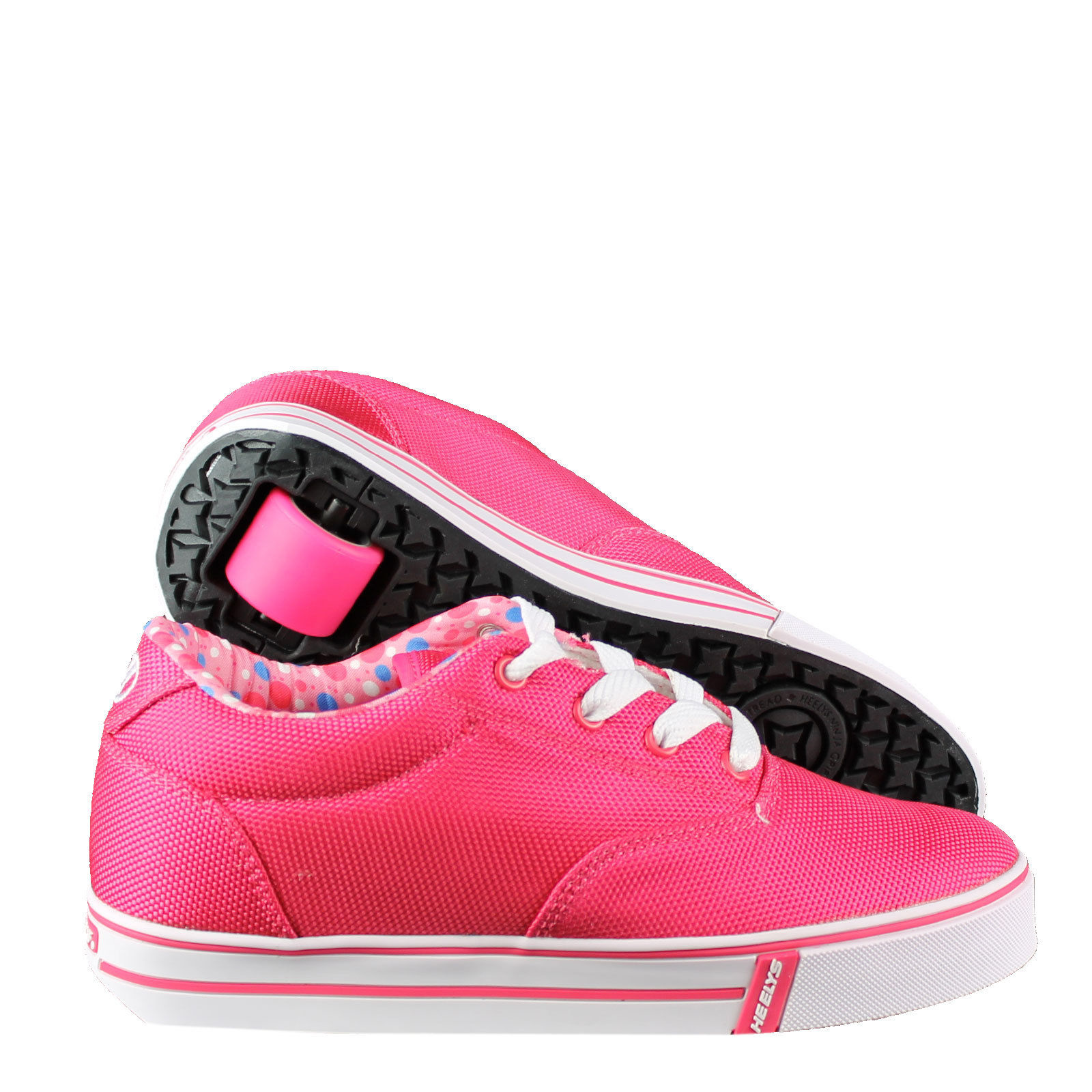 Heely's Heelys Launch Fuchsia Printed Pink