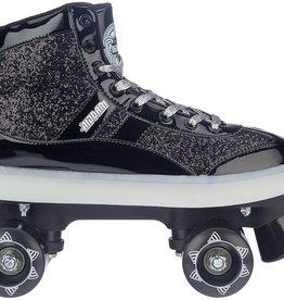 Nijdam Roller Skates Flashing Gliter and Glamour