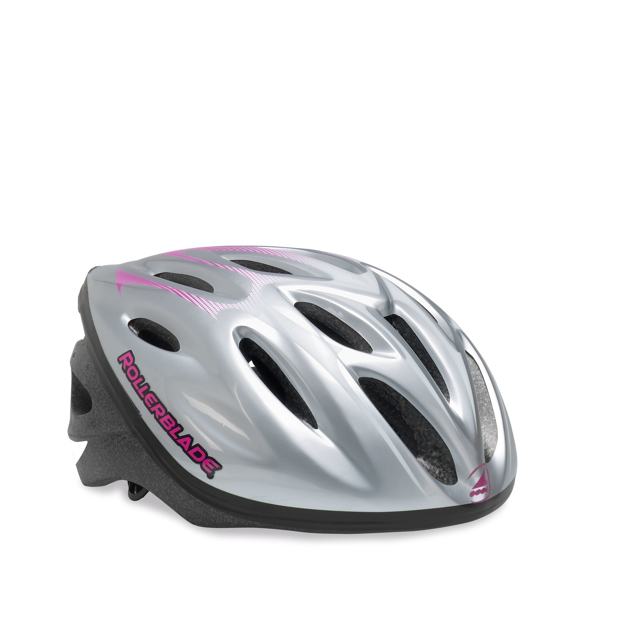 Rollerblade Workout Helmet Silver/Purple