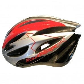Rollerblade Rollerblade Performance Helmet Silver/Red