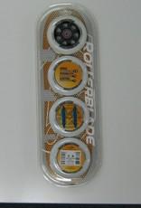 Rollerblade Wheels RB HP 100/84A+HTO+AL SP Neutro