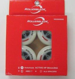 Rollerblade Active HP 90 mm/84A Wielen