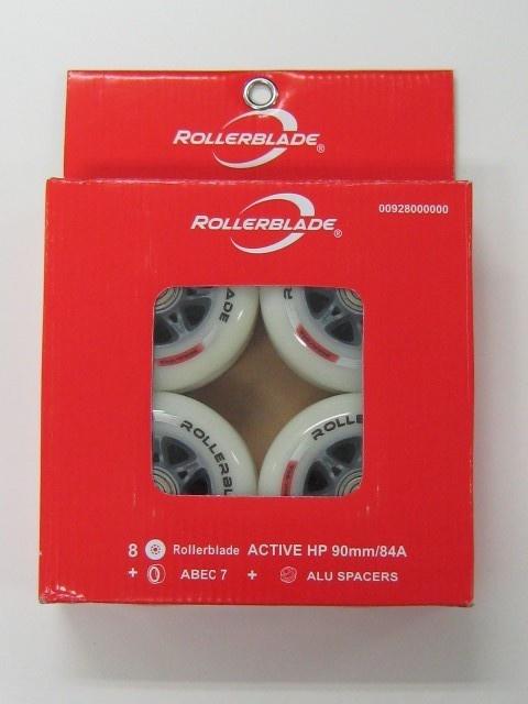 Rollerblade Rollerblade Active HP 90 mm/84A Wielen