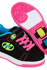 Heely's Heelys Dual Up Black/Neon Multi
