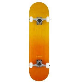 Rocket Rocket Complete Skateboard Double Dipped Orange