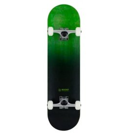 Rocket Rocket Complete Skateboard Double Dipped Black