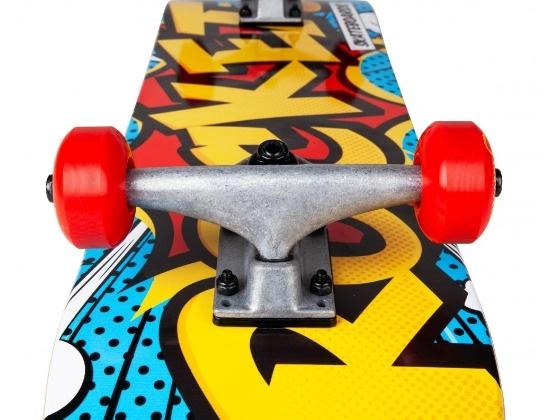 Rocket Rocket Complete Skateboard Popart Mini