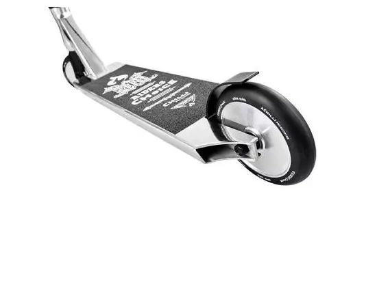 Chilli Stuntstep Riders Choice Zero Polished 120 mm