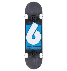 Birdhouse Complete Stage 3 B Logo Black/Blue