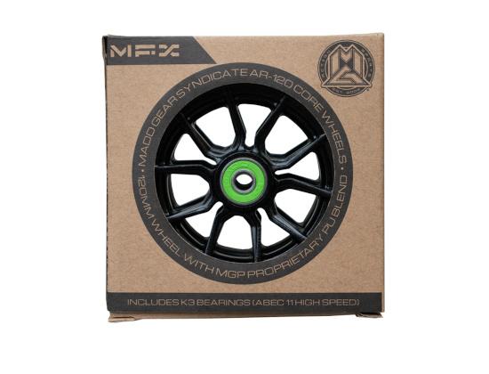 MGP Mgp Team Syndicate Wheel 120mm (2-pack)