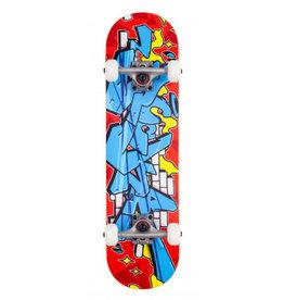 Rocket Complete Skateboard Bricks Mini Multi
