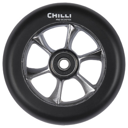 Chilli Chilli Wheel - turbo - 110mm - Raw PU/ core