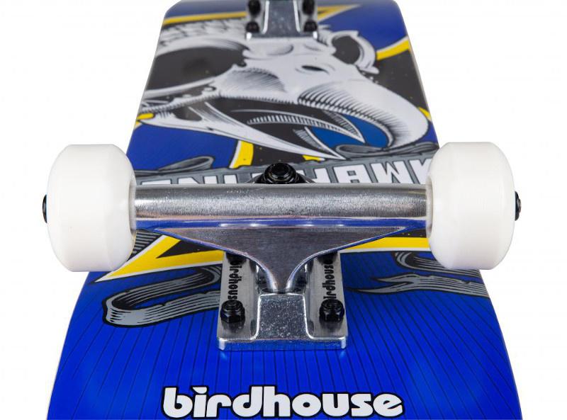 Birdhouse Birdhouse Complete Stage 1 Oversized Skull Mini - Blue