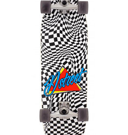 Dstreet Surfskate Check Warp Multi
