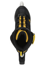 Rollerblade Macroblade 100 3WD Black Saffron-Yellow