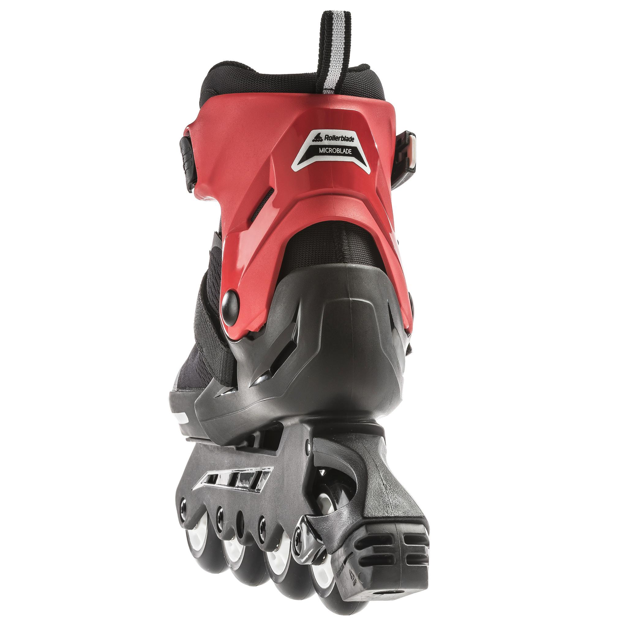 Rollerblade Rollerblade Microblade Black / Red