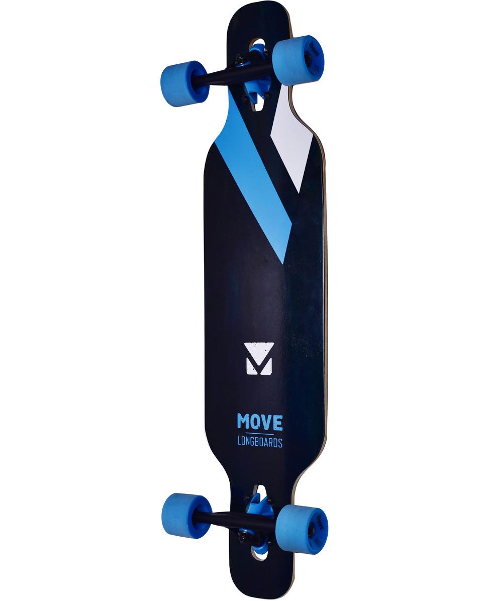 "Move 36"" Longboard Drop"