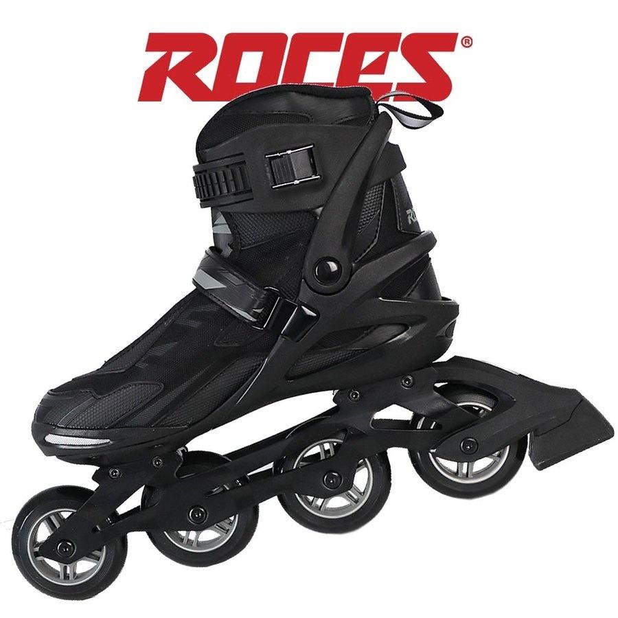 Roces ROCES Inlineskates CIAO 84 Black/Charcoal