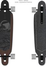 "Ram Longboards Ram Solitary 38"" Dark Shadow"