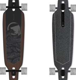 "Ram Longboards Solitary 38"" Dark Shadow"