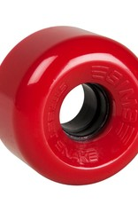Sims Quad Wheels Street Snakes 78a (PK 4) Red