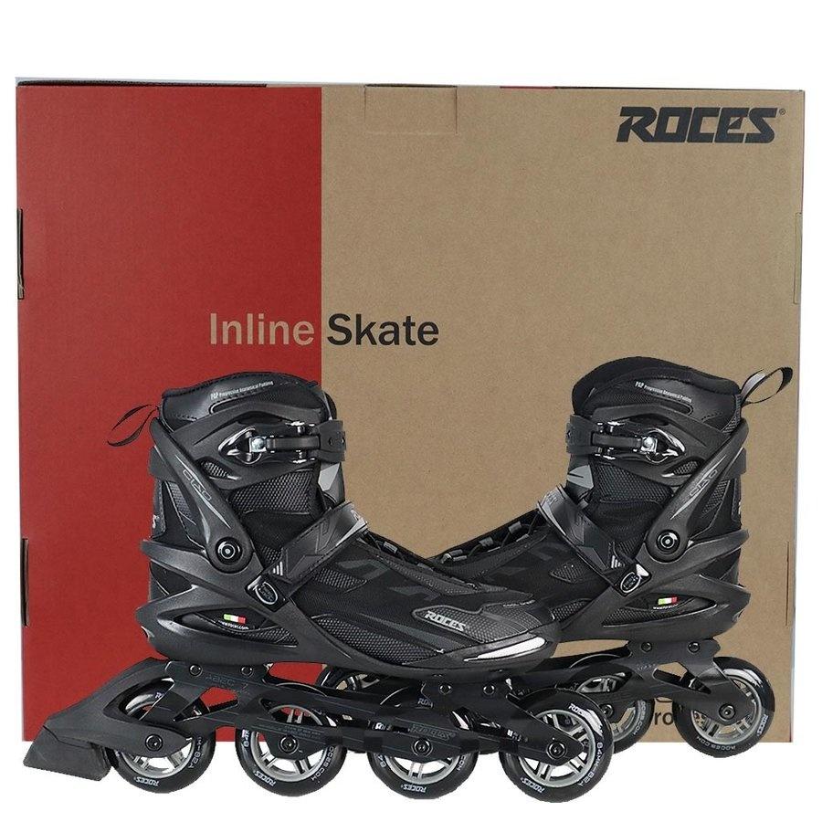 Roces ROCES Inlineskates THREAD 90mm Black