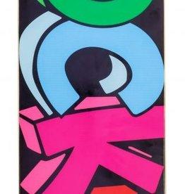 Rocket Complete Skateboard Blocks 29 Inch