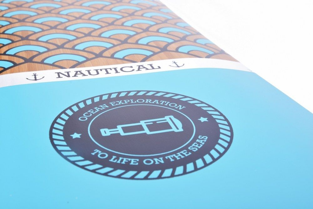 Tempish Tempish NAUTICAL drop-through longboard 41 inch