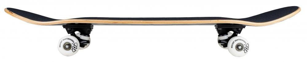 Rocket Rocket Complete Skateboard Vortex Foil