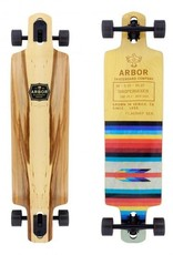 "Arbor Arbor Flagship 38 Dropcruiser Complete Longboard, 38"""