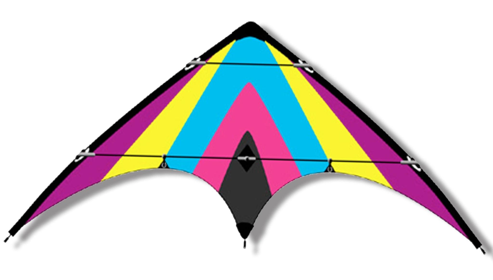 Knoop Kites Knoop Kites Vlieger Vlieger Orcan 1.6