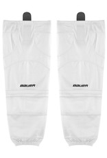 Bauer Flex Stock Hockey Sock (SR) Wht