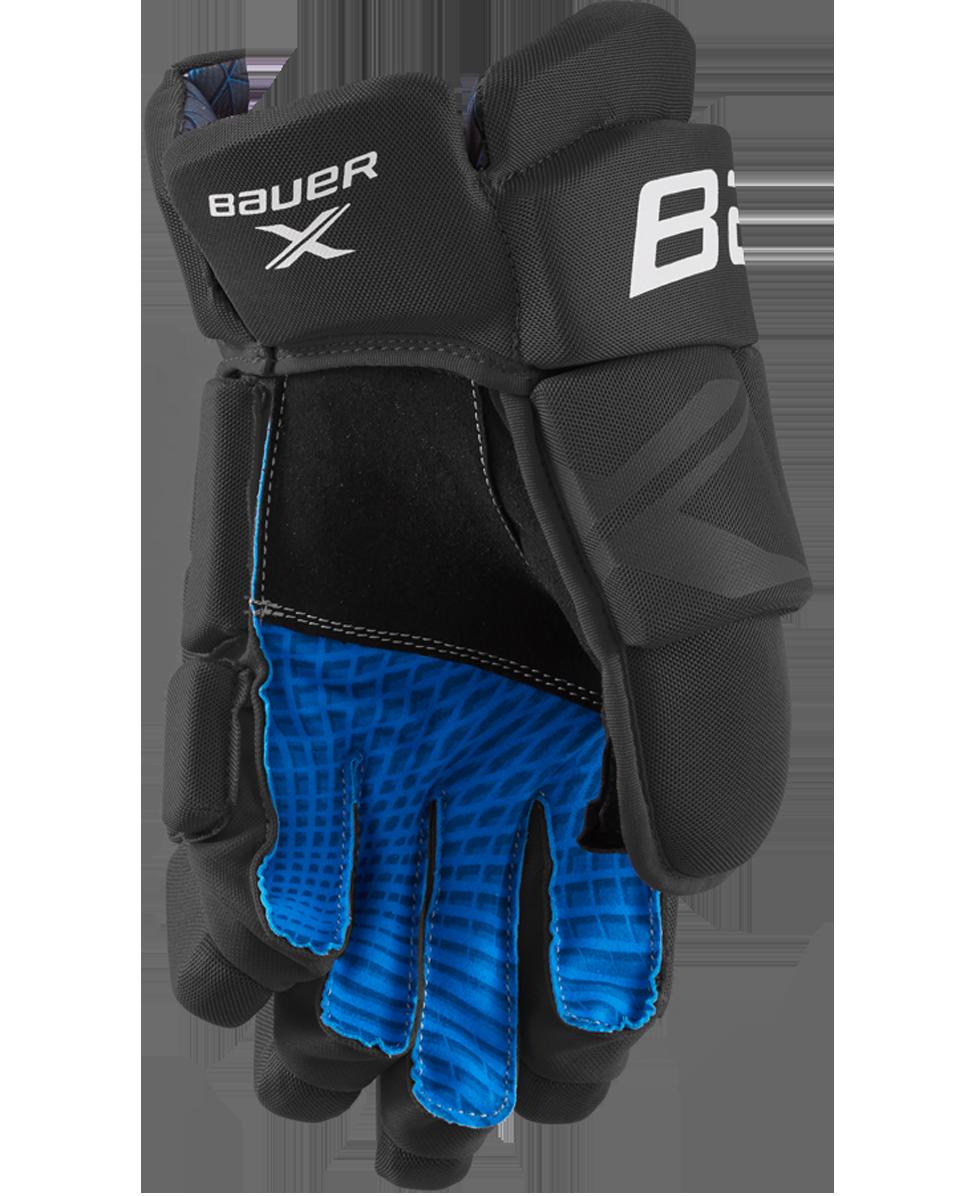 Bauer HG X Gloves (JR) Bkw