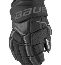 Bauer HG Supreme Ultrasonic Gloves (SR) Blk