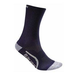 Bauer Mid Calf Sock Grey