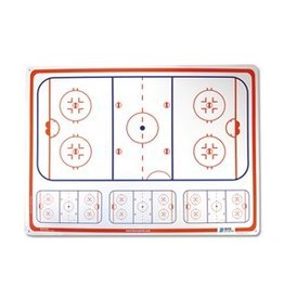 Blue Sports Looker Room Board (81cm x 112cm)