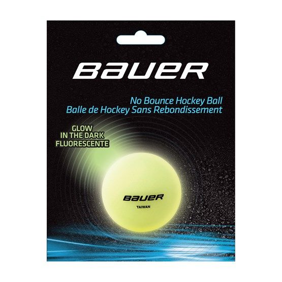 Bauer Glow in the Dark Ball