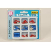 All Ride Terminal sets 50 pcs