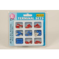 All Ride Terminal sets 50 pcs