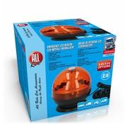All Ride Emergency LED beacon Orange 12/24V