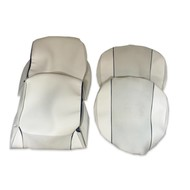 Set of seat covers for DAF - 2 pieces - Different colors