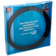 All Ride Steering cover 44-46 black