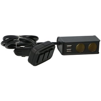 All Ride Zwei-Wege-Mehrfachstecker 2X USB