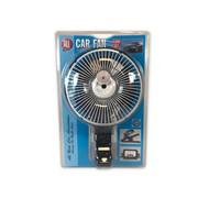 Ventilator 12V met klem 15cm