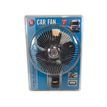 All Ride Fan 24V mit Klemme 20cm