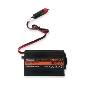 Quintezz Power Inverter 24/220V, 200W