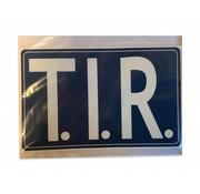 Sticker T.I.R