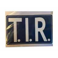 Aufkleber T.I.R
